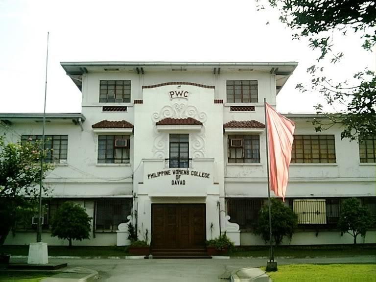 PHILIPPINE WOMEN'S COLLEGE OF DAVAO
