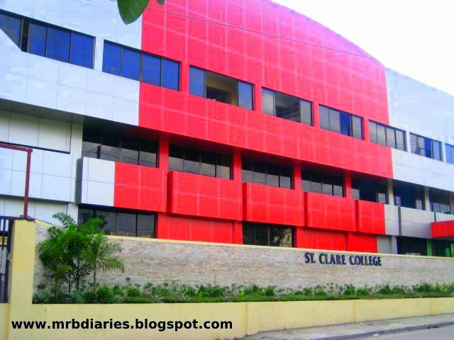 ST. CLARE COLLEGE OF CALOOCAN