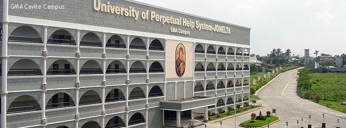 UNIVERSITY OF PERPETUAL HELP SYSTEM