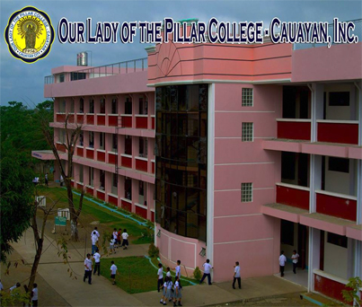 OUR LADY OF THE PILLAR COLLEGE -CAUAYAN, Inc.