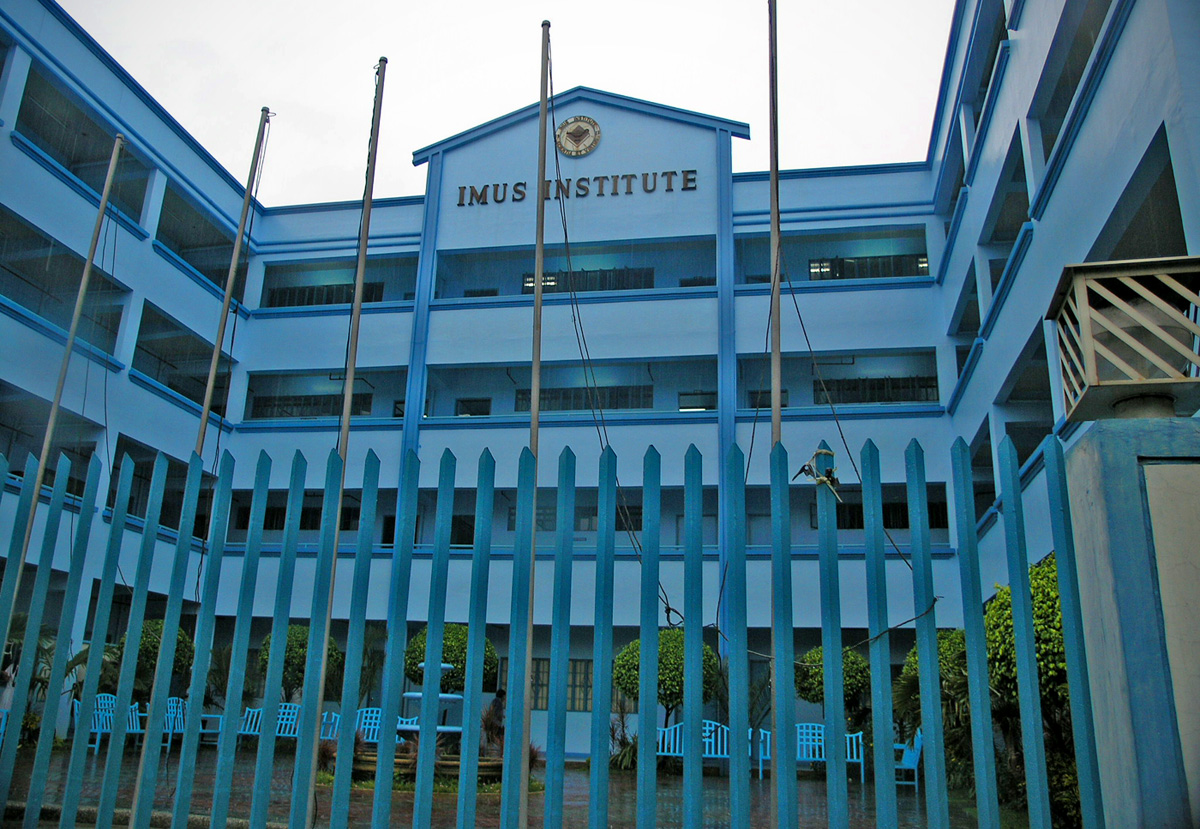 IMUS INSTITUTE OF SCIENCE AND TECHNOLOGY, INC.