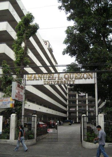 MANUEL L. QUEZON UNIVERSITY