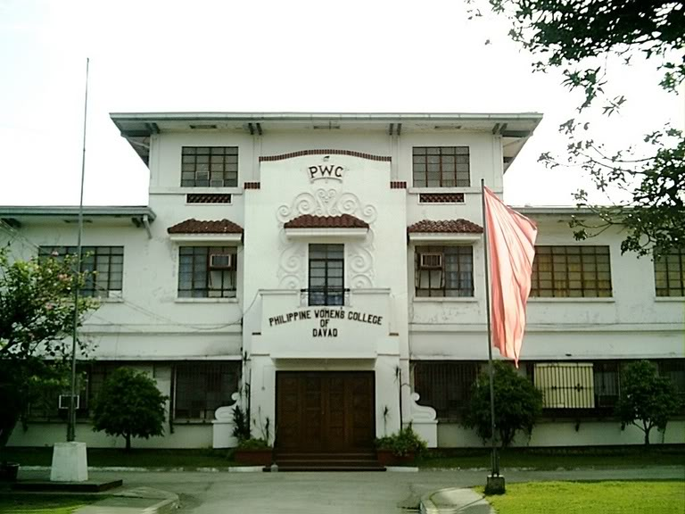 PHILIPPINE WOMEN'S COLLEGE OF DAVAO