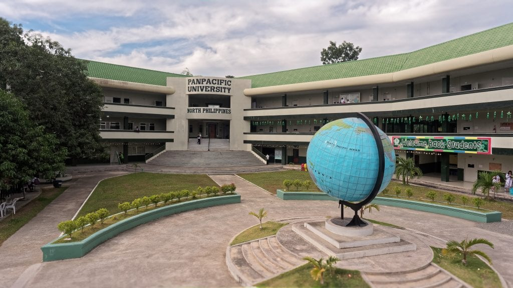 PANPACIFIC UNIVERSITY NORTH PHILIPPINES