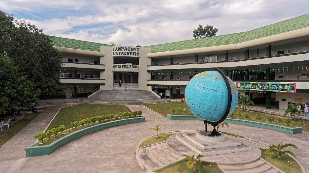 PANPACIFIC UNIVERSITY NORTH PHILIPPINES