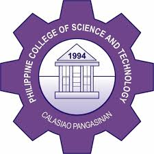 PHILIPPINE COLLEGE OF SCIENCE AND TECHNOLOGY