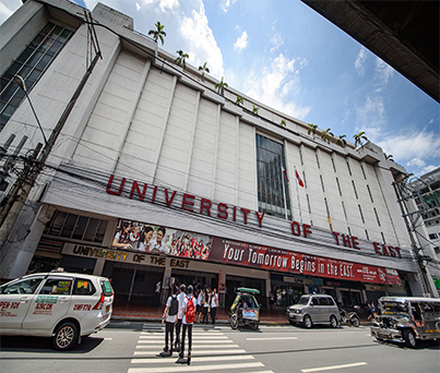 UNIVERSITY OF THE EAST, Manila Campus