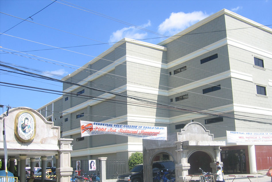 UNIVERSITY OF PERPETUAL HELP SYSTEM- JONELTA