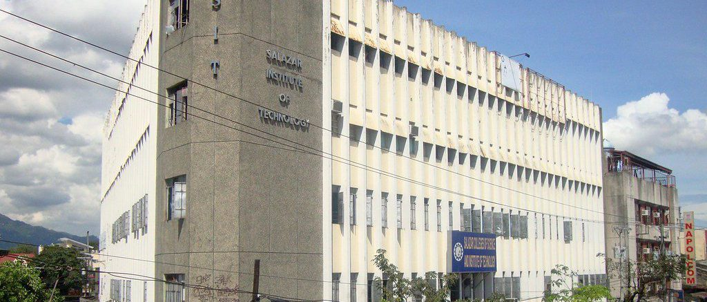 SALAZAR COLLEGES OF SCIENCE AND INSTITUTE OF TECHNOLOGY